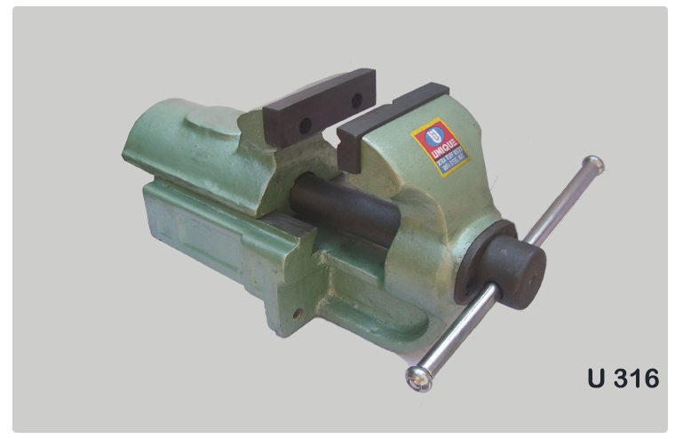 Bench Types Part - 39: Bench Vice (German Type) Code No. U316