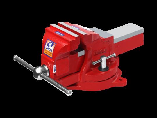 Unbreakable Steel Bench Vice ,Swivel Base Code No.U301RS STEEL