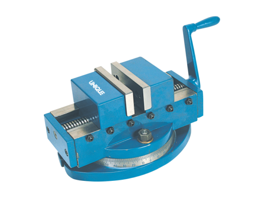 Unique Precision Self Centring Vice -Swivel Base - Code No. U 1314S