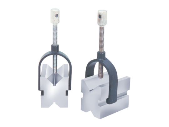 Steel V Blocks & Clamps - Hardened & Ground