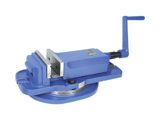 Super Milling Vice Bridge Port Type - Swivel Base - Code No. U 309S